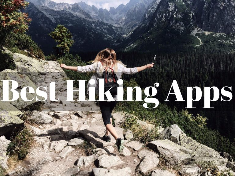7 Best Hiking Apps you Must Try in 2020