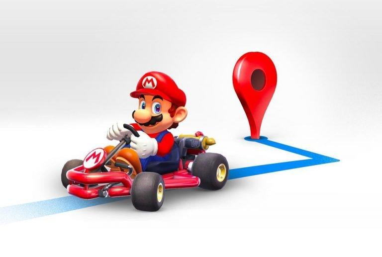 How To unlock Mario Inside of Google Maps