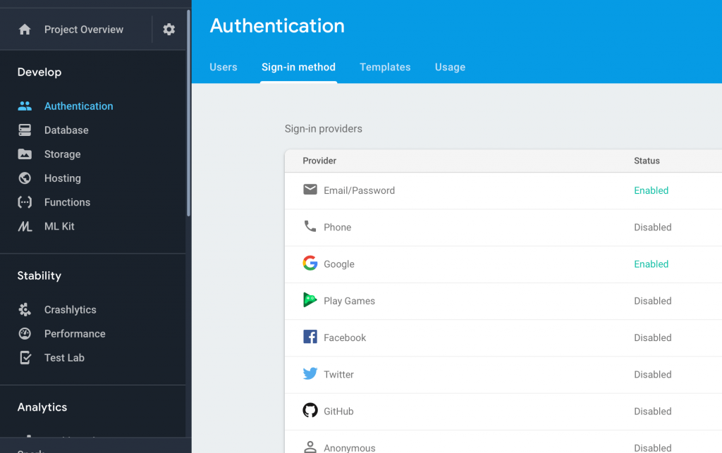 Google Login And Registration For Android Using Firebase Authentication 4