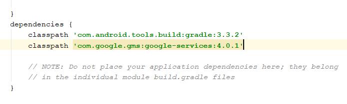 Android Dependencies Retrieve Image 4