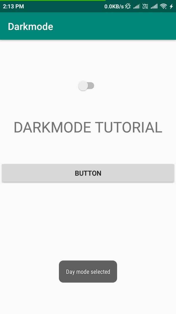Dark mode 3