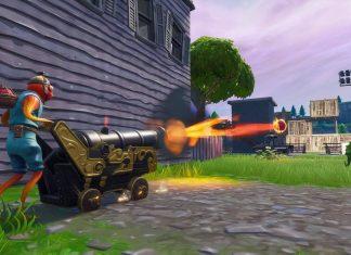 pirate cannon in fortnite