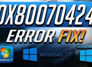 Fix Windows 10 Update Error