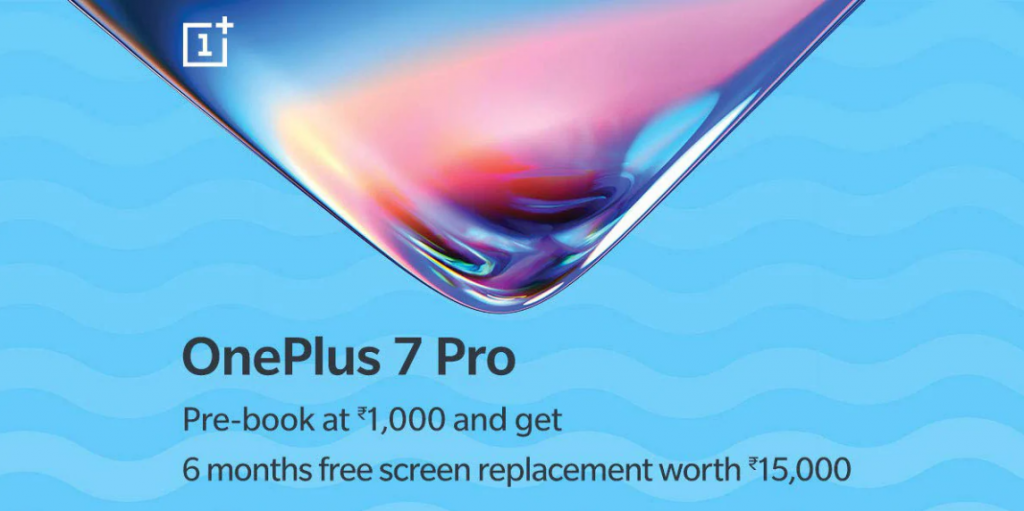 One Plus 7 Pro pricing