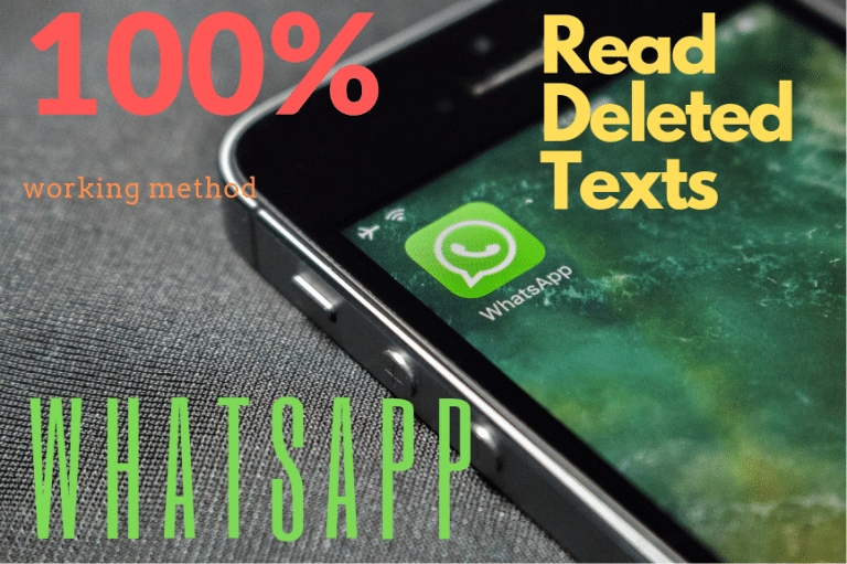 How to view deleted text on WhatsApp in 5 steps?