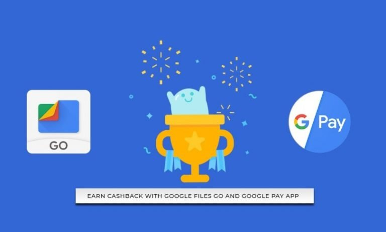 How to get upto 1000 INR free money using Google Files App?