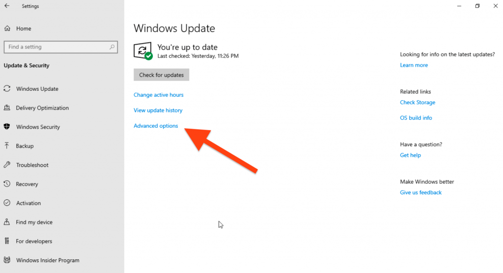 Stop automatic updates on windows 10 control panel