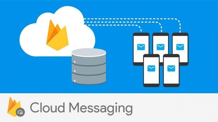 cloud messaging client
