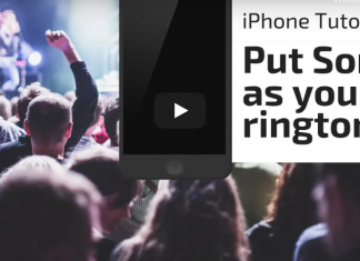 put any song as ringtone on any iPhone