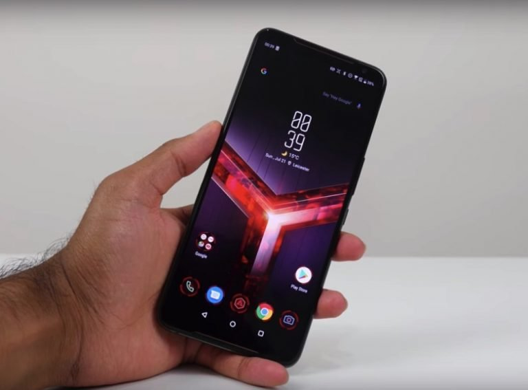 Asus ROG Phone II is now official : Specifications, features & Pricing