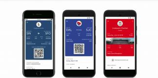 Google Pay saves Boarding Pass (Pic credits:AndroidPolice)