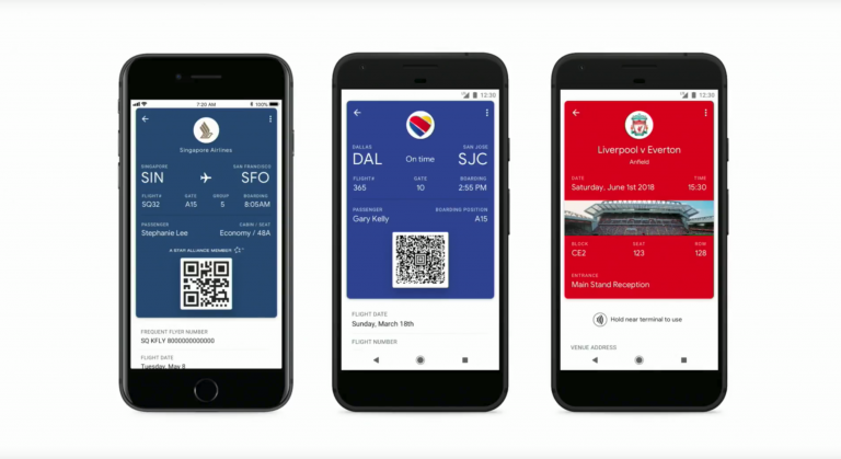 Google Pay can now save boarding pass of airlines