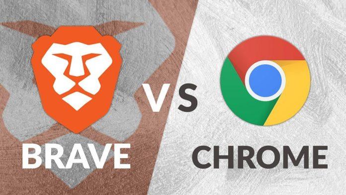 Google Chrome vs Brave Browser