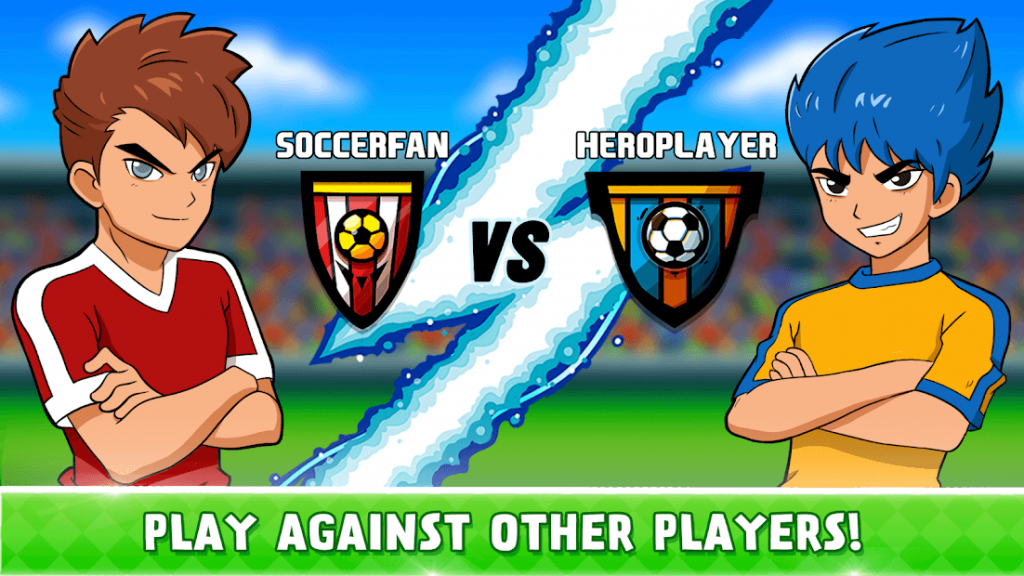 Soccer Heroes RPG Football