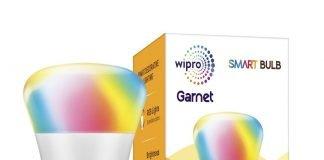 Wipro smart bulb