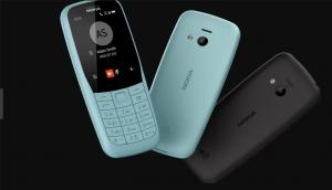Nokia 220 4g and nokia 105 (2019)