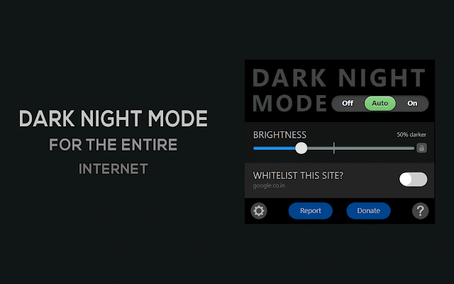 How to force-enable dark theme for sites in Chrome?