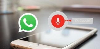Google Assistant and WhatsApp