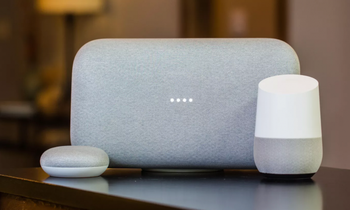 Google Home Audio Recording deletion