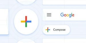 Material Design in Google Apps