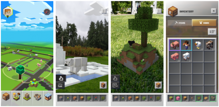 Minecraft Earth now available on the Play Store for pre-registration