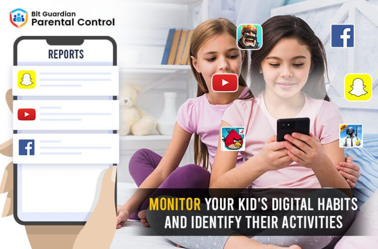 Set healthy boundaries for kids, using efficient parental control apps