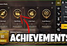 PUBG achievements