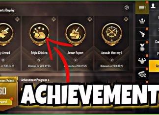 PUBG achievements