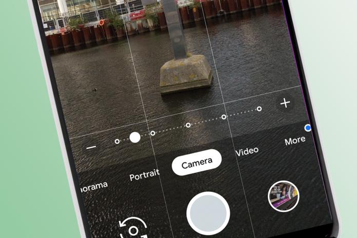 GooglePixel 4 camera