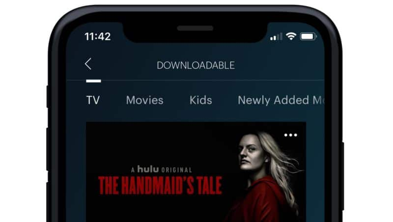 Hulu download vidoes