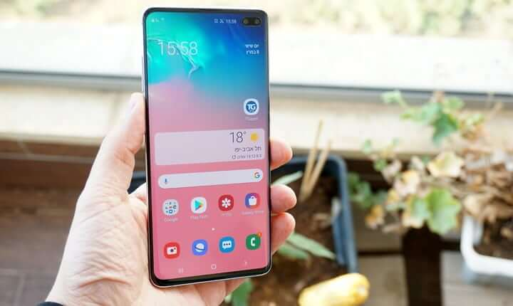 Samsung Galaxy S10 receives One UI 2.0 beta 7