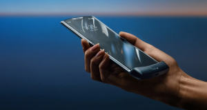 motorola razr (2019) foldable phone