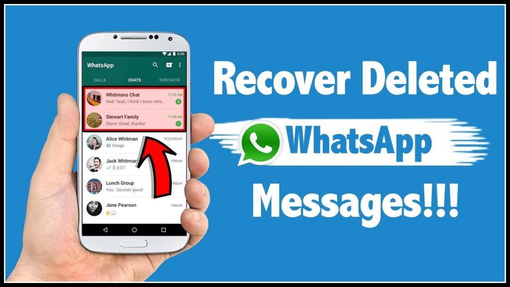 How to view deleted text on WhatsApp in 5 steps? 1