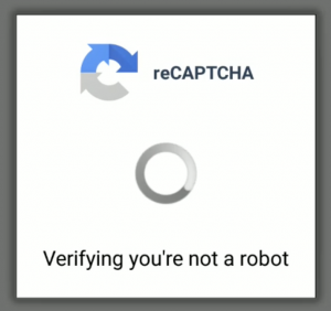 SafetyNet ReCAPTCHA in Android Studio