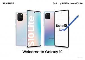 Galaxy Note 10 Lite Banner