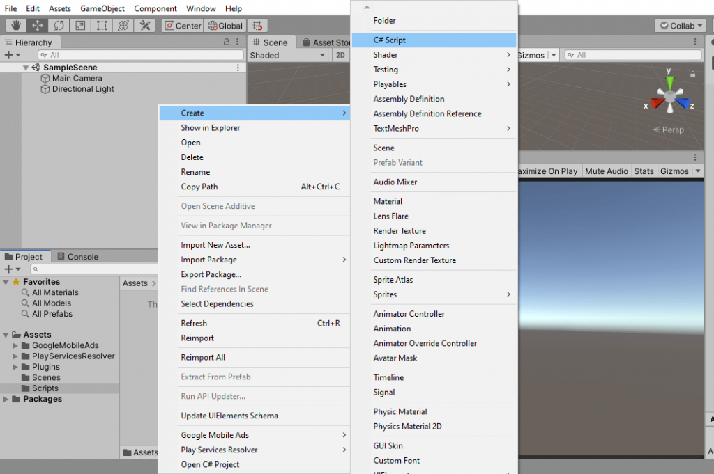 How to Integrate Admob Banner Ads in Unity 5