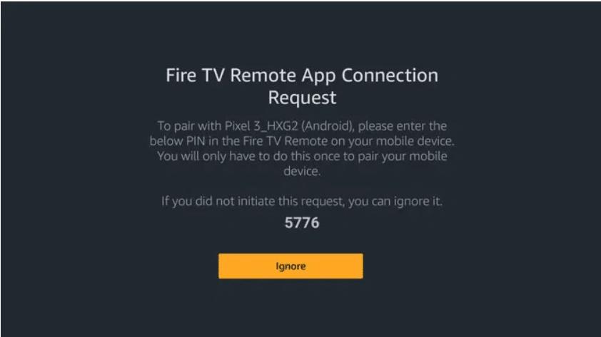 Firestick-connection-request