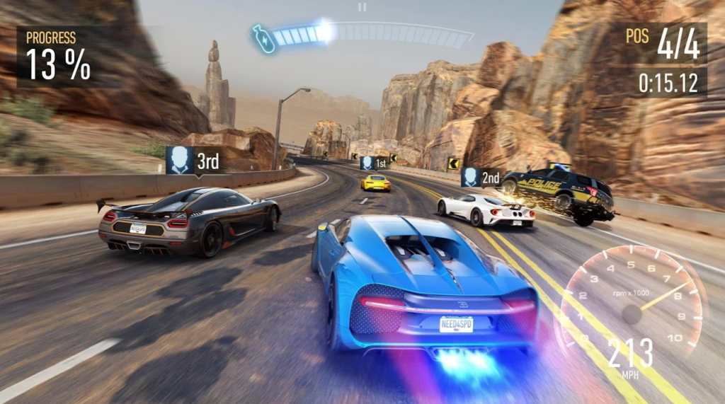 Offline-racing-game-need-for-speed-no-limits