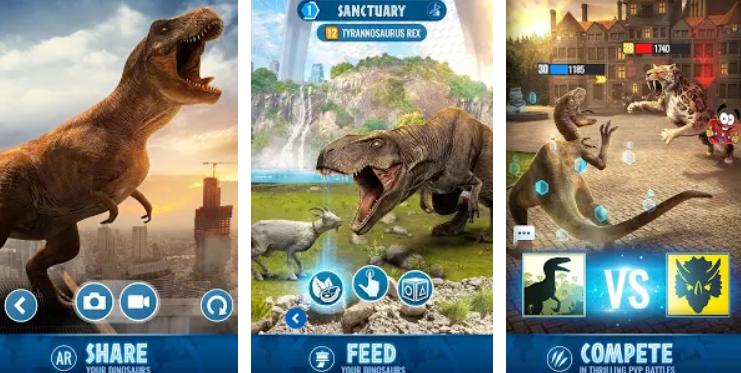 Jurassic-world-alive-ar-game